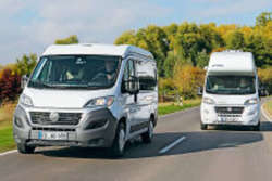 Caravans-Wohnm Knaus SPORT TRAVELLER 505