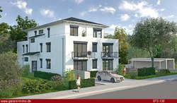 Neubau in Germering, 3-Zimmer-Garten-Wohnung