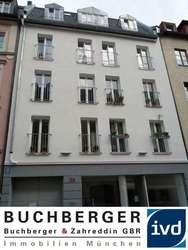 BUCHBERGER Immobilien Attraktive helle Altbauwohnung