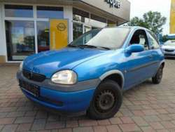 Opel Corsa B World Cup 8 - FACH BEREIFT