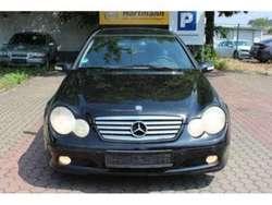 Mercedes-Benz C 200 C-Klasse Sportcoupe C 200 Kompressor