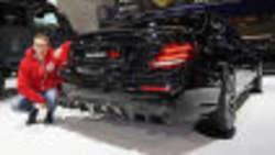 Mercedes-Benz S 500 Cabrio Exklusiv Paket Nachtsicht Burmester HiFi