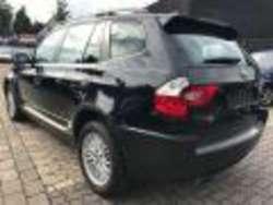 BMW X3 3.0d Aut. Klimaautomatik,NAVI,Xenon,AHK,PDC