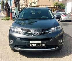 Toyota RAV 4 GOLD AUTOMATIQUE DIESEL