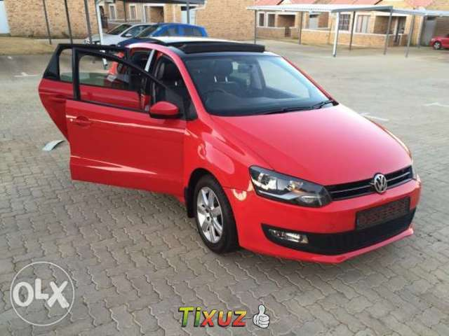 vw polo panoramic sunroof gauteng waa2. Black Bedroom Furniture Sets. Home Design Ideas